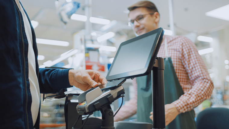 coronamaatregelen in de retail